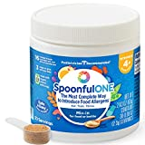 SpoonfulONE Food Allergen Introduction Mix-Ins | Smart Feeding for an Infant or Baby 4+ Months | Certified Organic (30 Day Supply)