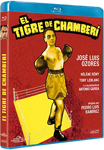 El tigre de Chamberí [Blu-ray]