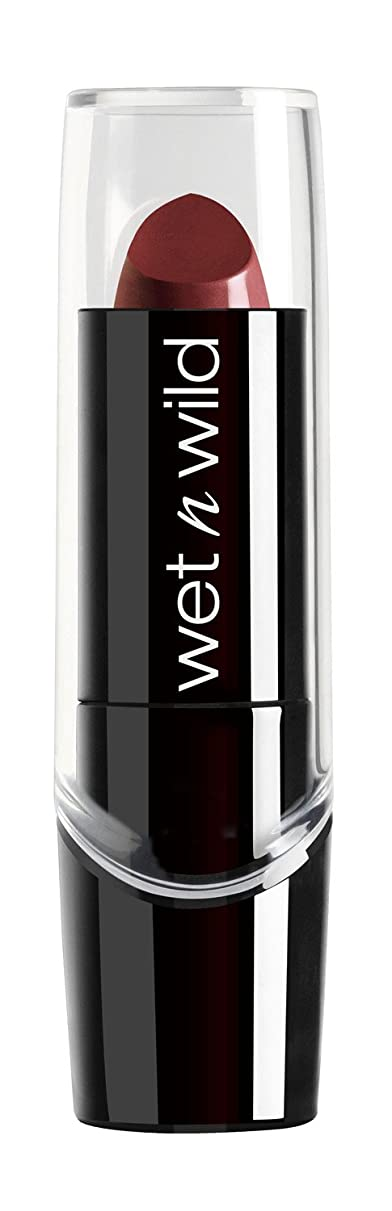 減る元に戻す生理WET N WILD LIPSTICK #522A DARK WINE