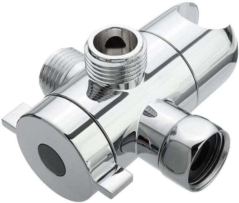 New product!! YFQHDD 3 Way Shower wholesale Head Diverter Adapter Connector Valve