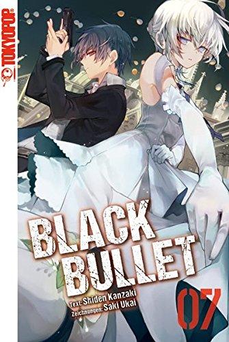 Black Bullet - Novel 07