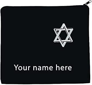 Tallit Bag - Star of David Personalized with Your Name