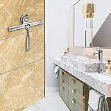 Spazzola lavavetri per vetri in acciaio inox, per doccia e bagno, per la pulizia di vetri e vetri