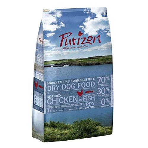 Purizon Puppy Getreidefreies Huhn und Fisch Ein gesundes und ausgewogenes Hundefutter