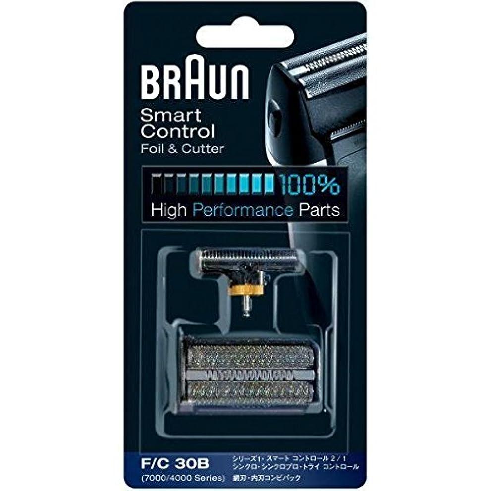 船上物理的に膜BRAUN(ブラウン) シェーバー 替刃(網刃+内刃セット) F/C30B