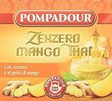 Pompadour Zenzero Mango Thai - 3 Confezioni da 10 bustine