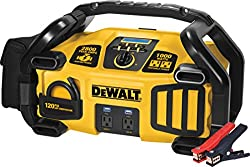 DEWALT DXAEPS2 Car Jump Starter and Portable Power Station