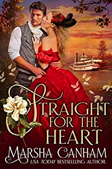 Straight For the Heart (Renegades & Rogues) by [Marsha Canham]