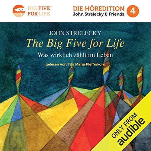 The Big Five for Life (German Edition) Titelbild