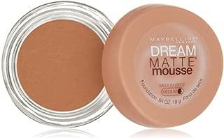 Maybelline Dream Matte Mousse Foundation – Medium Beige