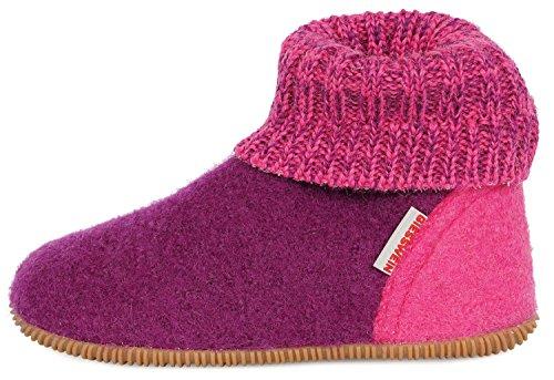 Giesswein 68-10-49221, hoge pantoffels kinderen 34 EU