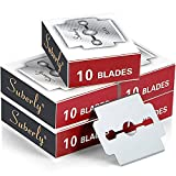 50 Pieces Callus Shaver Blades Corn Plane Blades Replacement Blades for Foot Care and Pedicure Tools