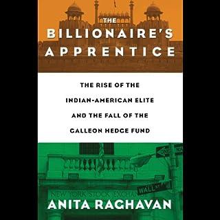 The Billionaire's Apprentice audiobook cover art