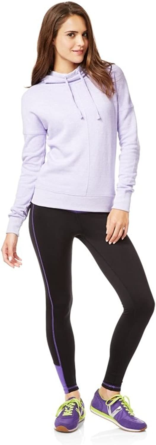 Aeropostale Womens Solid Sleep Hooded Hoodie Sweatshirt