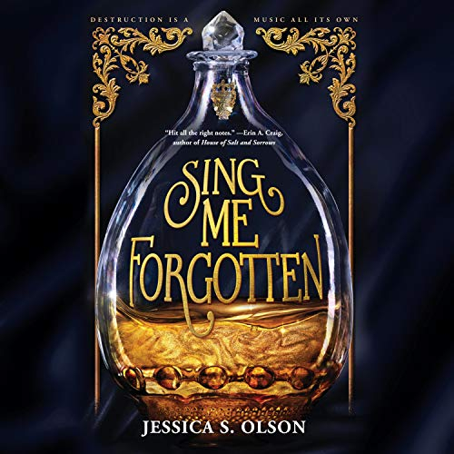 Sing Me Forgotten Audiobook By Jessica S. Olson cover art