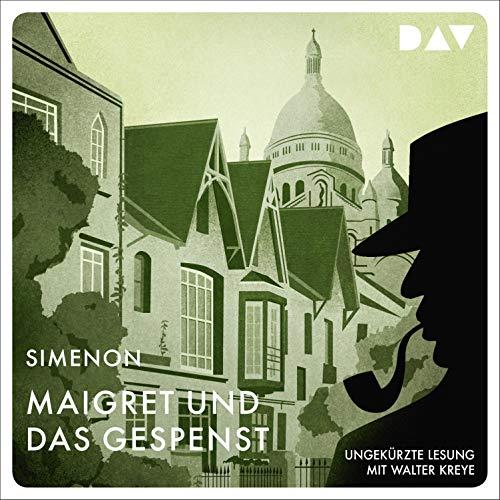 Maigret und das Gespenst Titelbild