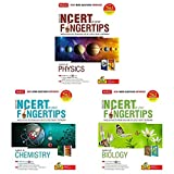 Objective NCERT at your Fingertips for NEET-AIIMS - Set of 3 Books(Physics, Chemistry and Biology for NEET 2021)