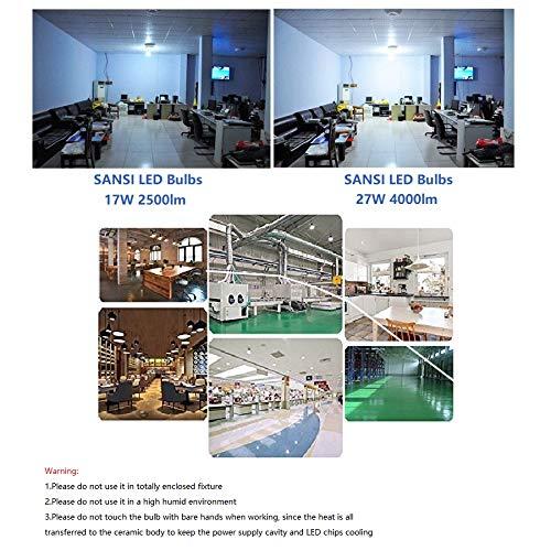 SANSI C21BB-WE27-27W