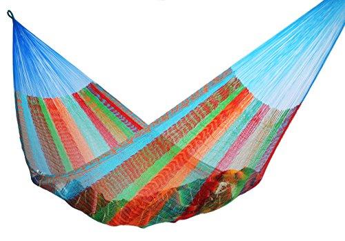 Maya-Hängematte Double Größe Multicolor