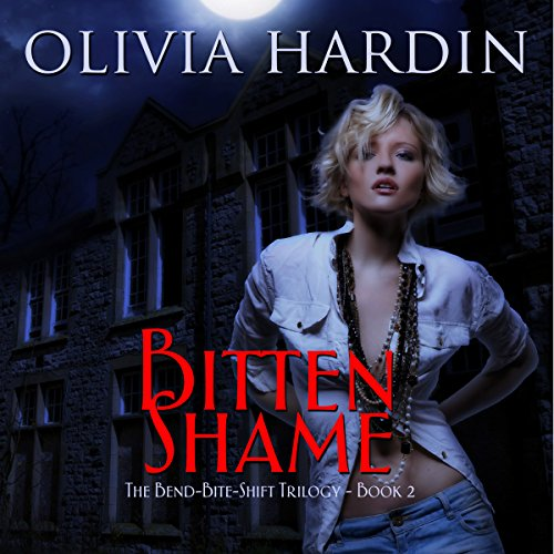 Bitten Shame audiobook cover art