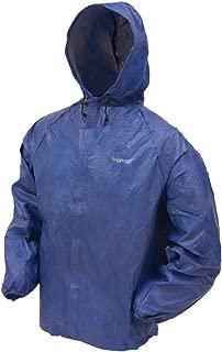 FROGG TOGGS Ultra-Lite2 Rain Jacket,  Blue,  Size Medium