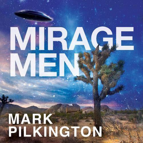 Mirage Men cover art