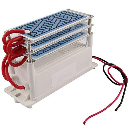WETERS Luftreiniger, Ozon-Generator 220V 15G / H Startseite Luftreiniger Luftreiniger 3 Ebenen Ozon-Maschine Ozonizer Sterilisation 110V,110v
