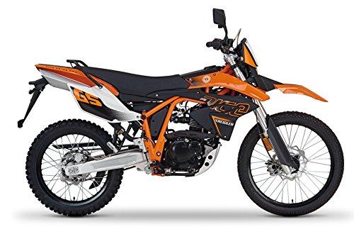 Kreidler ENDURO 125 Motorrad | DICE GS 125i Pro | 8,4 KW 125 ccm 101 km/h 4-Takt