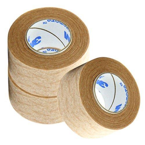 3M マイクロポアーサージカルテープ スキントーン 1533-1(全長9.1m×幅2.5cm) (3個セット)
