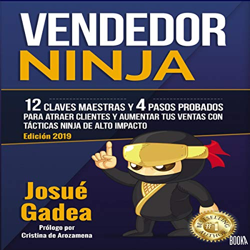 Vendedor Ninja [Ninja Seller] Titelbild