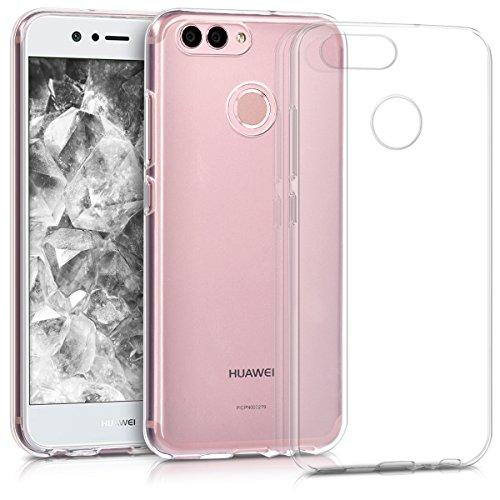 kwmobile Huawei Nova 2 Hülle - Handyhülle für Huawei Nova 2 - Handy Case in Transparent - 5