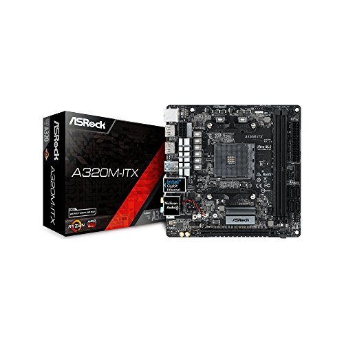 ASRock A320M-ITX Mainboard