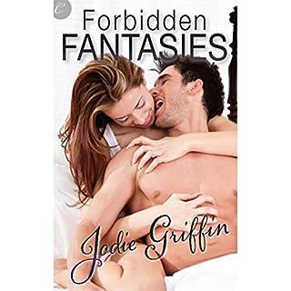 Forbidden Fantasies audiobook cover art