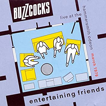Entertaining Friends (Live At The Hammersmith Odeon, March 1979)