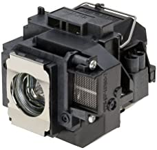 Epson Ex7200 Compatible Replacement projector Lamp Bulb with Housing
