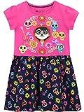 Disney Vestido para niñas Coco Multicolor 9-10 Años