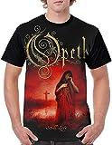 Tenkilo Opeth Still Life Men Baseball T Shirt Unique Cotton