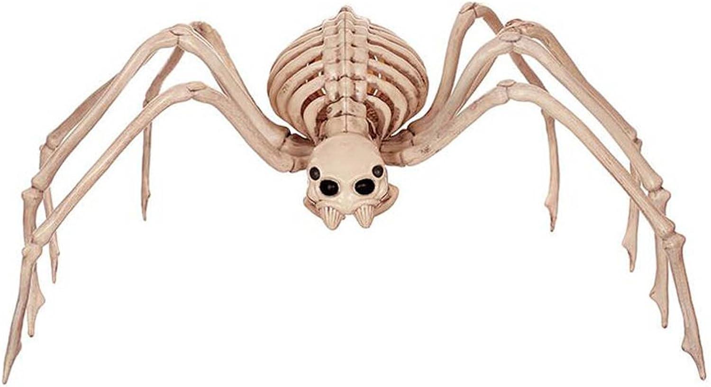 Crazy Spider Skelett Rack Simulation Kunststoff Knochen Rack Festival Terra Dekorieren Prop Form Dekoration