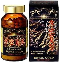 Cordyceps sinensic Tohchu kasou Dong Trung Ha Thao Dong Chong xia cao Made in Japan