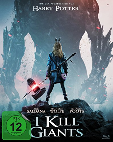 I Kill Giants [Blu-ray]