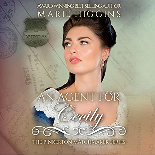 An Agent for Cecily Audiobook By Marie Higgins cover art