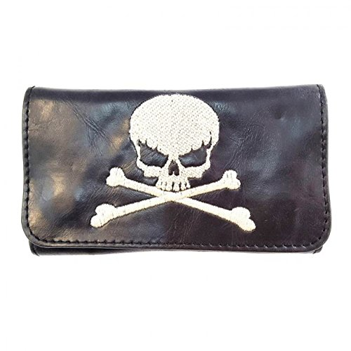 Bolsa para tabaco de liar La Siesta Calavera pirata