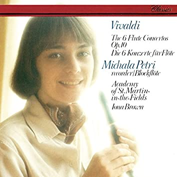 Vivaldi: 6 Concertos, Op.10