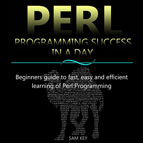 Perl Programming Success in a Day Titelbild