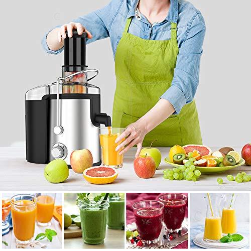 Licuadoras Para Verduras y Frutas 600W