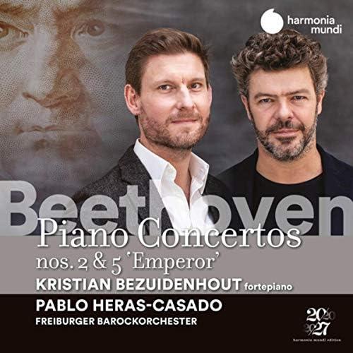 クリスティアン・ベズイデンホウト, フライブルク・バロック管弦楽団 & Pablo Heras-Casado