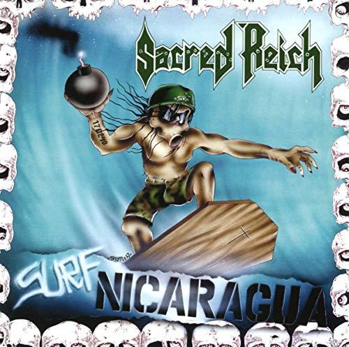 Surf Nicaragua -Reissue-