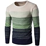 U/A Hombres Suéter Otoño Casual Suéter