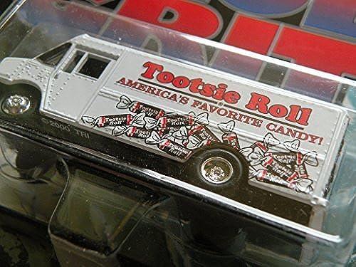 mejor reputación Johnny Lightning Lightning Lightning True Grit Tootsie Roll Van by Playing Mantis  descuento