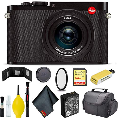 Best Prices! Leica Q (Typ 116) Digital Camera (Black) Standard Bundle